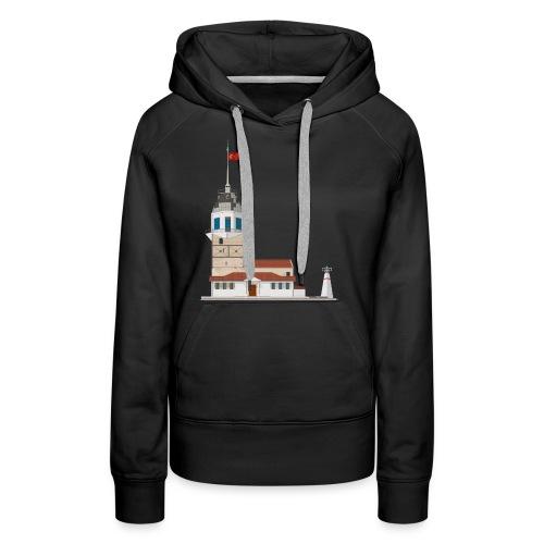 Kiz Kulesi - Vrouwen Premium hoodie