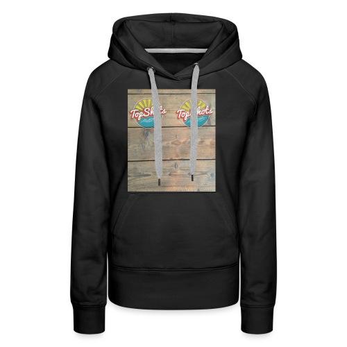 TenSlippers - Vrouwen Premium hoodie