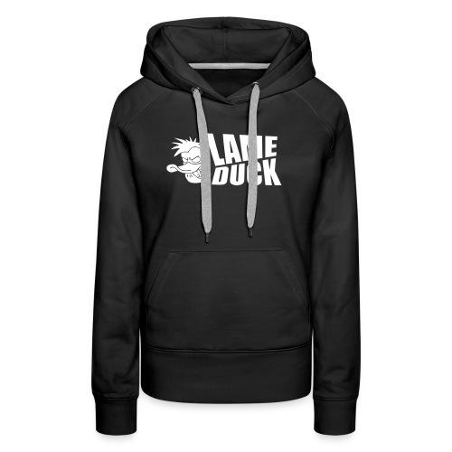 ldlogowhite - Women's Premium Hoodie
