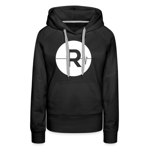 REVIVED - BIG R - Women's Premium Hoodie