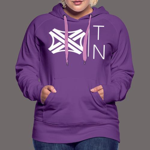 Tregion logo Small - Women's Premium Hoodie