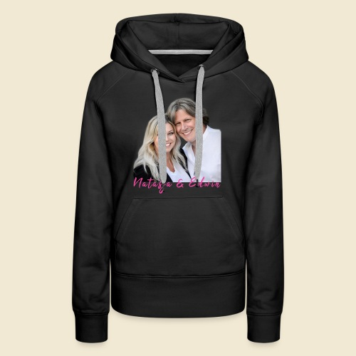 Natasja & Edwin - Vrouwen Premium hoodie