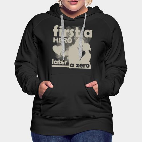 GHB from Hero to Zero 19032018 10 FA - Frauen Premium Hoodie