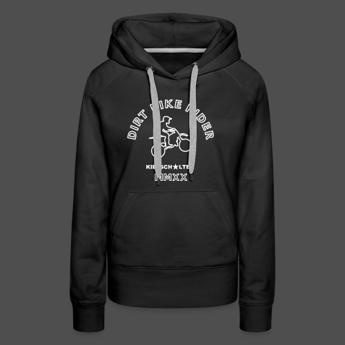 DIRT BIKE RIDER MMXX we - Women's Premium Hoodie