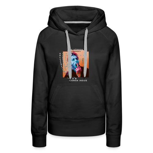 SHIRT4 - Frauen Premium Hoodie