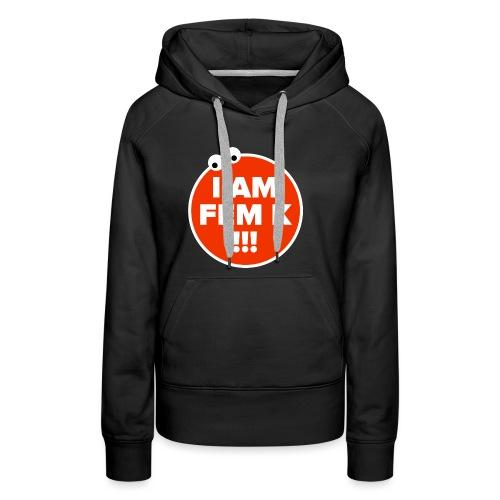 I AM FEM K - Women's Premium Hoodie