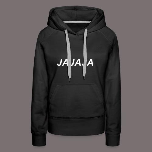 Ja - Frauen Premium Hoodie