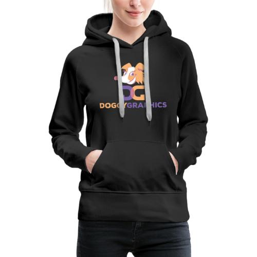Choose Product & Print Any Design - Women's Premium Hoodie