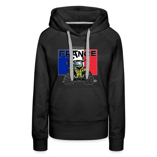 made in france - Vrouwen Premium hoodie