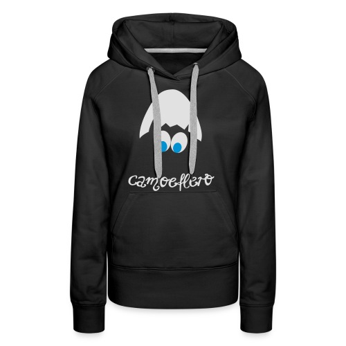 Camoeflero - Vrouwen Premium hoodie