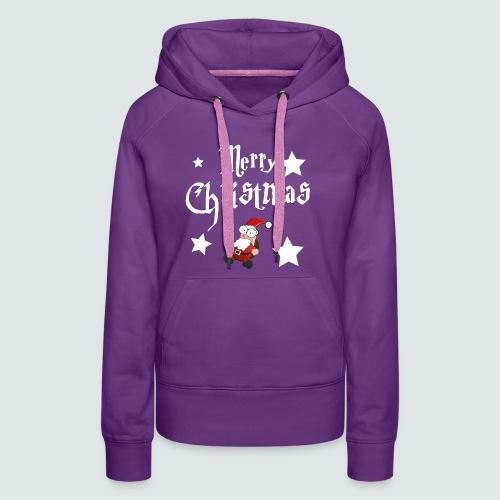 Merry Christmas - Ugly Christmas Sweater - Frauen Premium Hoodie