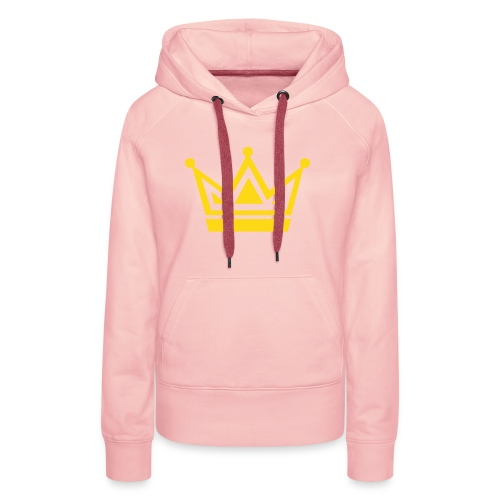 Black Crown - Women's Premium Hoodie