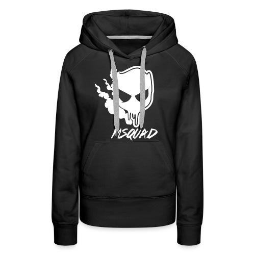 M-Squad T-Shirt - Naisten premium-huppari
