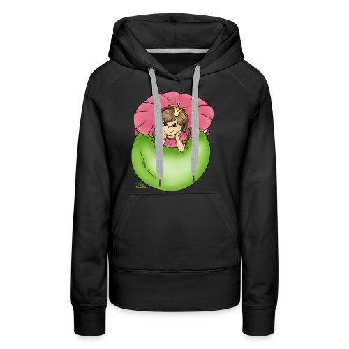 Prinzessin auf der Erbse - Frauen Premium Hoodie
