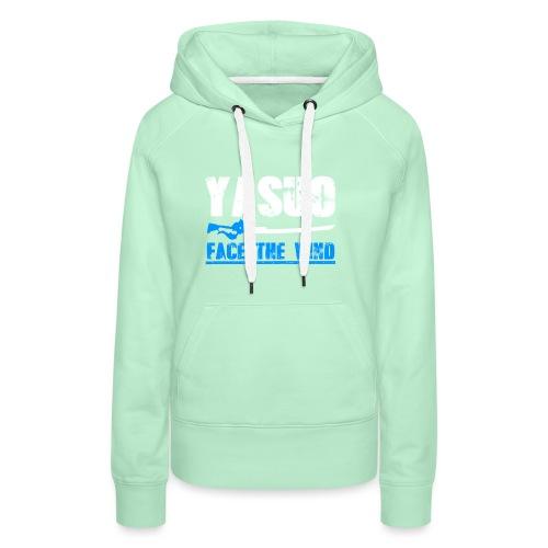 Yasuo Main - Frauen Premium Hoodie