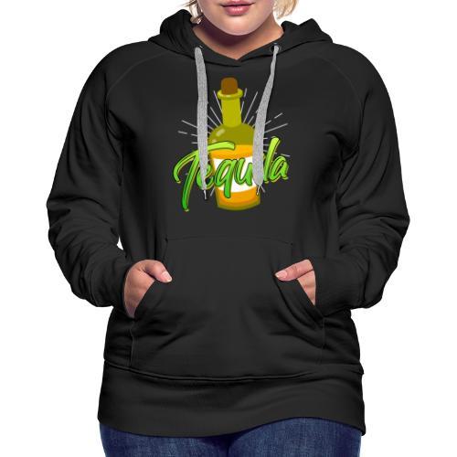 Tequila agave gift idea - Women's Premium Hoodie