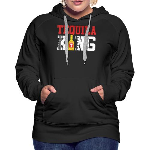 Tequila King - Women's Premium Hoodie