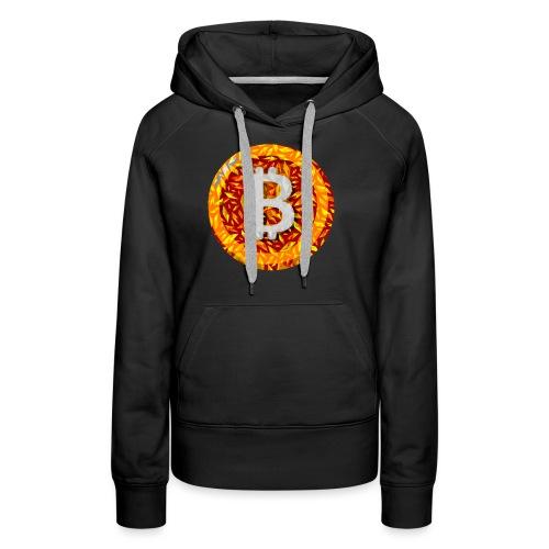 bank bitcoin - Vrouwen Premium hoodie