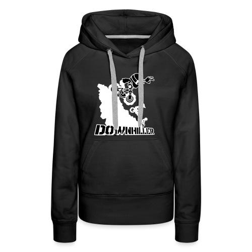 Downhiller - Frauen Premium Hoodie
