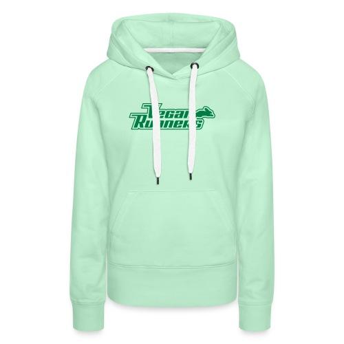 Vegan Runners - Women's Premium Hoodie