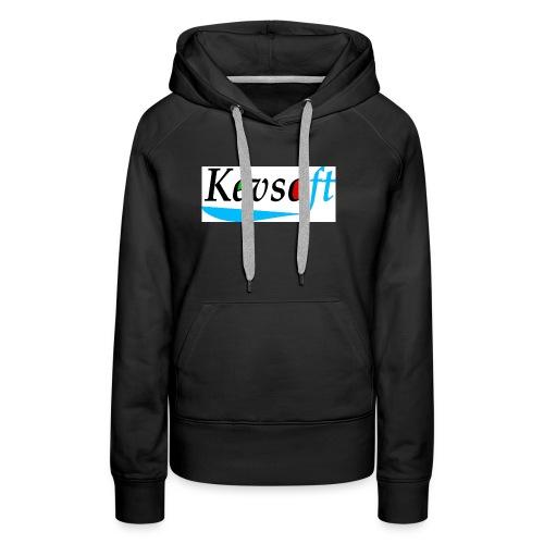 Kevsoft - Women's Premium Hoodie