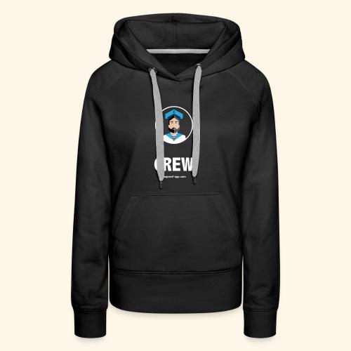 SeaProof Crew - Frauen Premium Hoodie