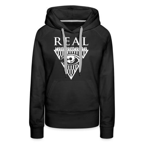 REAL Original - Women's Premium Hoodie