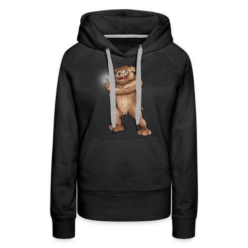 Bad Dog - Frauen Premium Hoodie