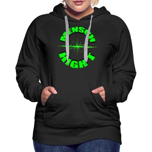 Mensch High't - Frauen Premium Hoodie