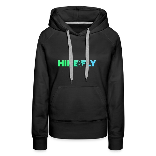 Hike & Fly Paragliding - Frauen Premium Hoodie