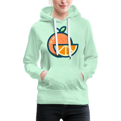 orange - Women's Premium Hoodie