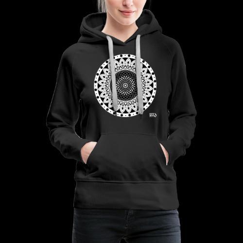 Erendyra White - Women's Premium Hoodie