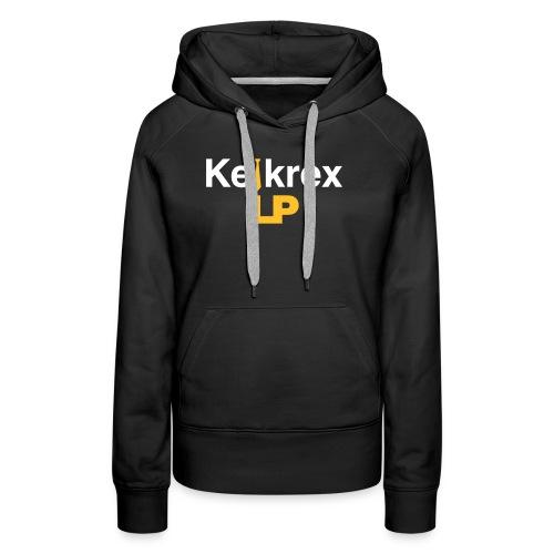 KelkrexLP schwarz - Frauen Premium Hoodie