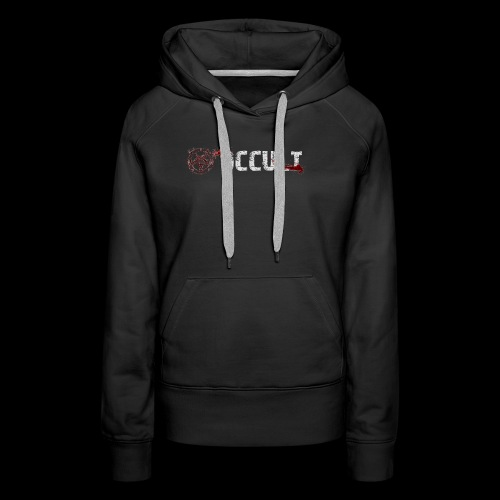 Occult Ghost Hunts - Women's Premium Hoodie