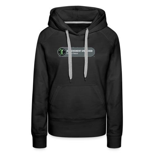 Achievement - Vrouwen Premium hoodie