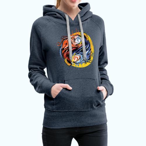 Japan Phoenix - Women's Premium Hoodie