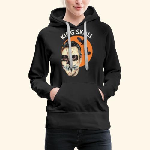 Totenkopf Nahtoderfahrung Mystik - Frauen Premium Hoodie