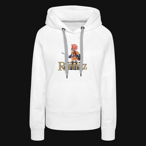 Rippelz - The Legend of Rippelz - Frauen Premium Hoodie