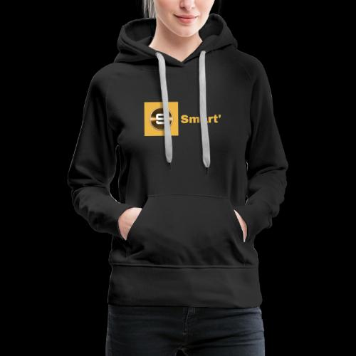 Smart' ORIGINAL Limited Editon - Women's Premium Hoodie