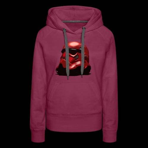 Guardian Trooper - Women's Premium Hoodie