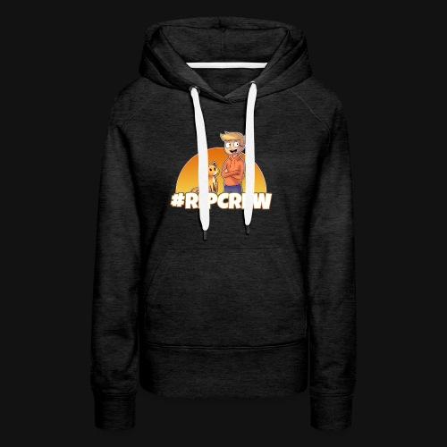 Rippelz - #RIPCrew - Frauen Premium Hoodie
