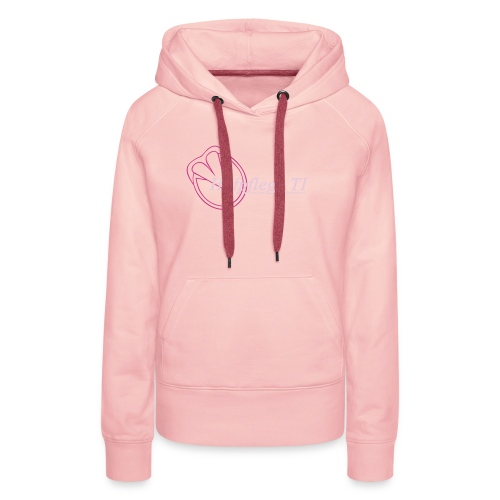TI_Logo - Frauen Premium Hoodie