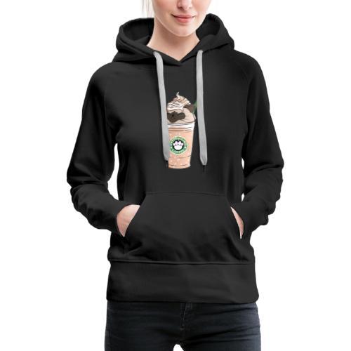 Catpuccino bright - Women's Premium Hoodie