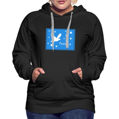 Peace for All - Women's Premium Hoodie