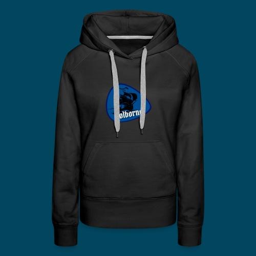 COLBORNE - Sweat-shirt à capuche Premium pour femmes