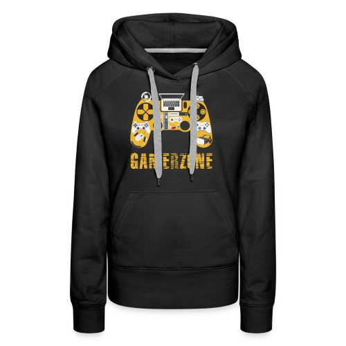 Gamerzone - Frauen Premium Hoodie