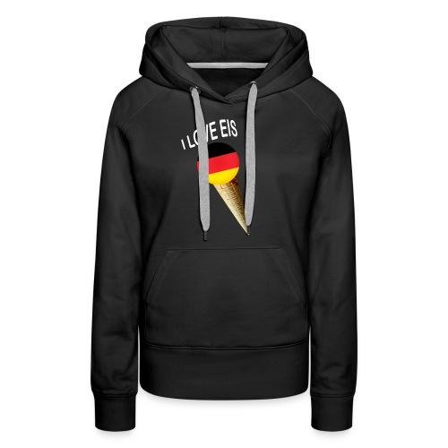 Fußball WM Geschenk Fan Weltmeister Deutschland - Frauen Premium Hoodie