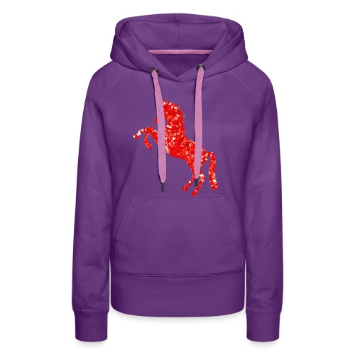 unicorn - Frauen Premium Hoodie