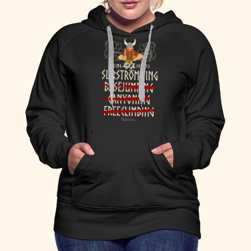 Surströmming Viking Sports - Frauen Premium Hoodie