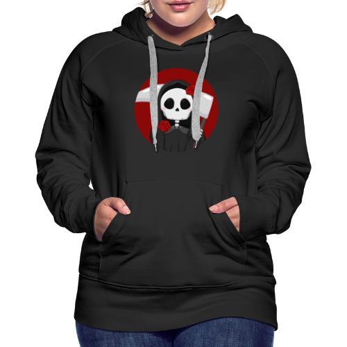 Dulce Santa Muerte - Frauen Premium Hoodie